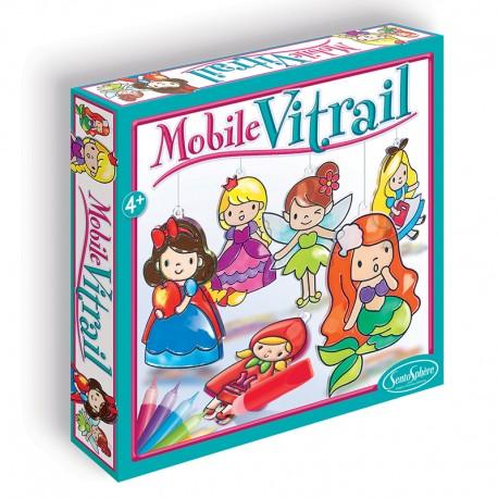 Mobile Vitrail Princesses
