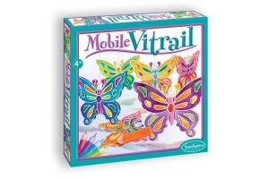 Mobile Vitrail Papillons