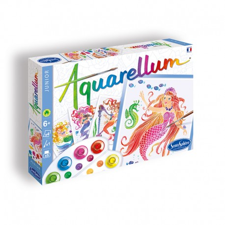 Aquarellum Junior Sirènes