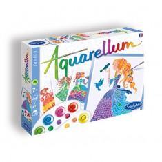 Aquarellum Junior Flower Princesses