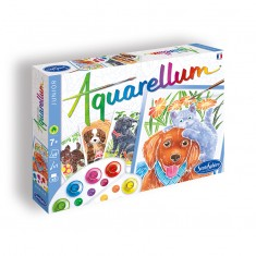 Aquarellum Junior Sweet Dogs