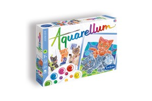 Aquarellum Junior Chatons
