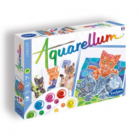Aquarellum Junior Chatons