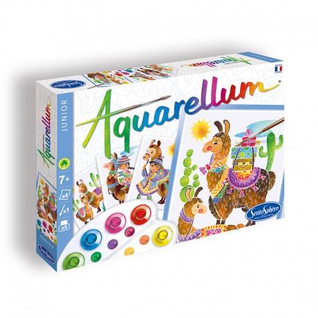 Aquarellum Junior Lamas
