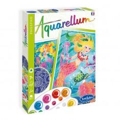 Aquarellum Phospho Mermaids