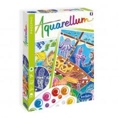 Aquarellum Phospho Nautilus