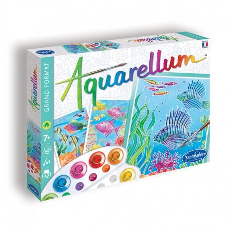 Aquarellum Fonds Coralliens