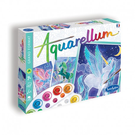Aquarellum Pégases