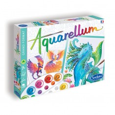 Aquarellum Mythical Animals