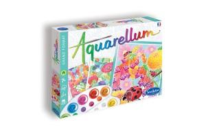 Aquarellum Dans les Fleurs