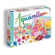 Aquarellum In the Flowers