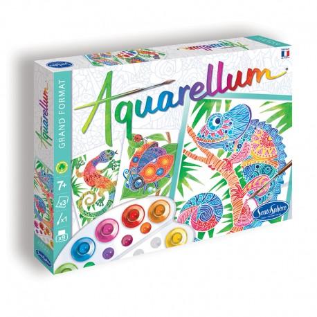 Aquarellum Zentangles