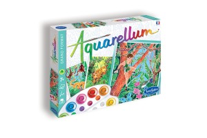 Aquarellum Livre de la Jungle