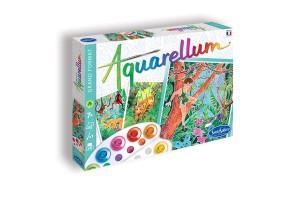 Aquarellum Livre de la Jungle