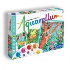 Aquarellum the Jungle Book