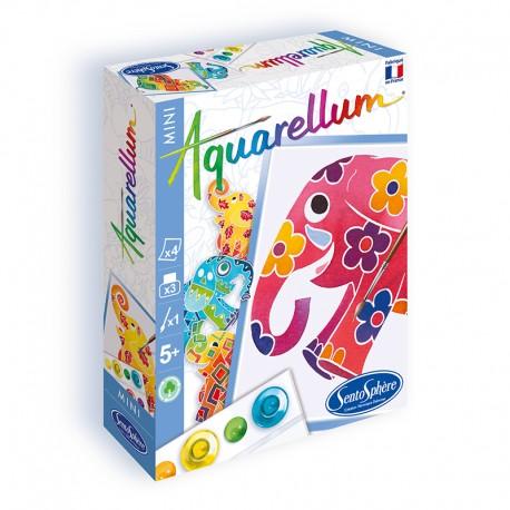 Aquarellum Mini Eléphants