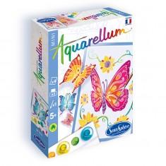 Aquarellum Mini Butterflies