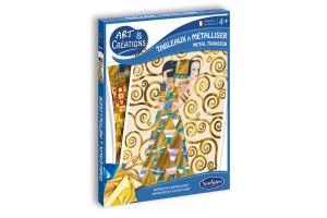 Art & Créations Tableaux à Métalliser - A la manière de Gustav Klimt
