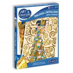 Metallic Boards - Gustav Klimt